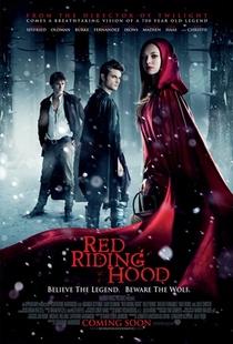 A Garota da Capa Vermelha - Poster / Capa / Cartaz - Oficial 9