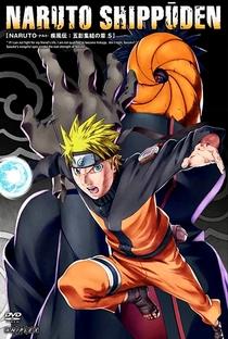 Naruto Shippuden (10ª Temporada) - Poster / Capa / Cartaz - Oficial 6