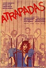 Atrapadas - Poster / Capa / Cartaz - Oficial 1