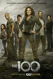 The 100 (2ª Temporada)  - Poster / Capa / Cartaz - Oficial 5