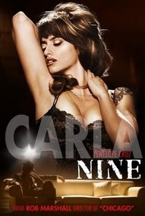 Nine - Poster / Capa / Cartaz - Oficial 7