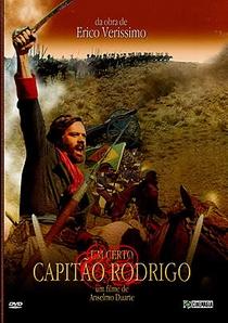 Um Certo Capitão Rodrigo - Poster / Capa / Cartaz - Oficial 1