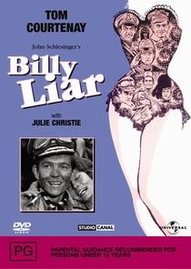O Mundo Fabuloso de Billy Liar - Poster / Capa / Cartaz - Oficial 3