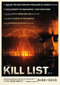 Kill List - Poster / Capa / Cartaz - Oficial 1