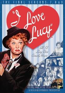 I Love Lucy (7ª, 8ª e 9ª temporadas) - Poster / Capa / Cartaz - Oficial 1
