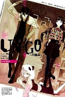 UN-GO - Poster / Capa / Cartaz - Oficial 5