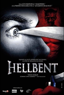 HellBent - Poster / Capa / Cartaz - Oficial 1