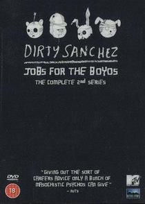 Dirty Sanchez (2ª Temporada) - Poster / Capa / Cartaz - Oficial 1