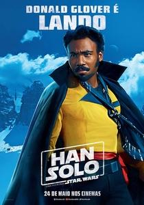 Han Solo: Uma História Star Wars - Poster / Capa / Cartaz - Oficial 11