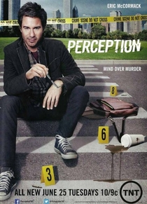 Perception (2ª Temporada) - Poster / Capa / Cartaz - Oficial 1