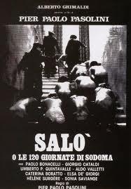 Saló: Os 120 dias de Sodoma - Poster / Capa / Cartaz - Oficial 12