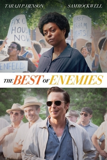 The Best Of Enemies - Poster / Capa / Cartaz - Oficial 3