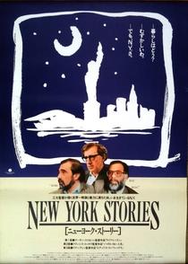 Contos de Nova York - Poster / Capa / Cartaz - Oficial 2