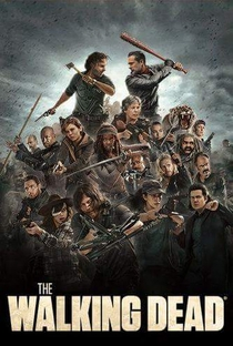 The Walking Dead (8ª Temporada) - Poster / Capa / Cartaz - Oficial 4