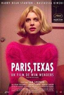 Paris, Texas - Poster / Capa / Cartaz - Oficial 7
