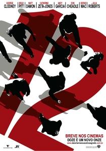 Doze Homens e Outro Segredo - Poster / Capa / Cartaz - Oficial 3