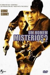Um Homem Misterioso - Poster / Capa / Cartaz - Oficial 2