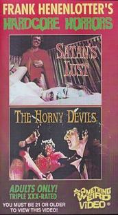 Satan's Lust - Poster / Capa / Cartaz - Oficial 1