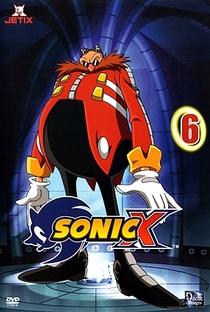 Sonic X (1ª Temporada) - Poster / Capa / Cartaz - Oficial 11