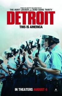 Detroit em Rebelião - Poster / Capa / Cartaz - Oficial 9