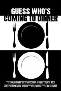 Adivinhe Quem Vem Para Jantar - Poster / Capa / Cartaz - Oficial 5