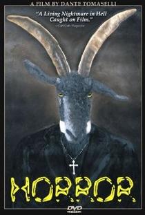 Horror  - Poster / Capa / Cartaz - Oficial 1
