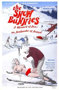 The Snow Bunnies - Poster / Capa / Cartaz - Oficial 1
