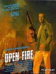 Open Fire - Poster / Capa / Cartaz - Oficial 1