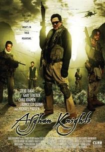 Guerreiros Afegãos - Poster / Capa / Cartaz - Oficial 2