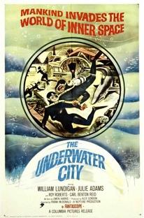 Cidade Submarina - Poster / Capa / Cartaz - Oficial 2