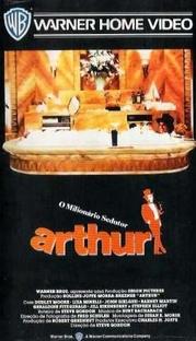 Arthur - O Milionário Sedutor - Poster / Capa / Cartaz - Oficial 2