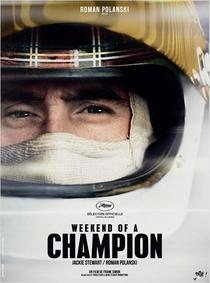 Jackie Stewart - O Fim de Semana de um Campeão - Poster / Capa / Cartaz - Oficial 1