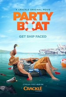 Party Boat: Festa no Lago - Poster / Capa / Cartaz - Oficial 1
