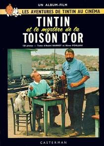 Tintin E O Mistério Do Tosão De Ouro - Poster / Capa / Cartaz - Oficial 1