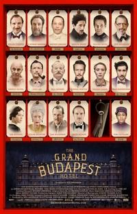 O Grande Hotel Budapeste - Poster / Capa / Cartaz - Oficial 2