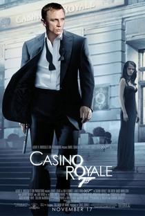 007 - Cassino Royale - Poster / Capa / Cartaz - Oficial 2