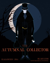 The Autumnal Collector - Poster / Capa / Cartaz - Oficial 1