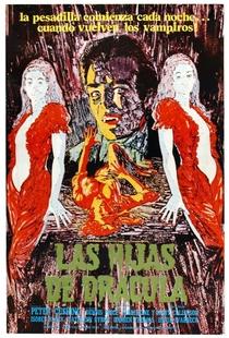 As Filhas de Drácula - Poster / Capa / Cartaz - Oficial 8