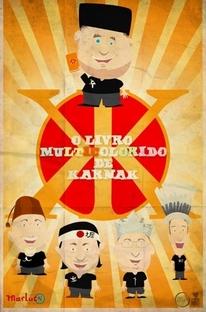 O Livro Multicolorido de Karnak - Poster / Capa / Cartaz - Oficial 1