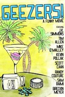 3 Geezers! - Poster / Capa / Cartaz - Oficial 2