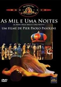As Mil e Uma Noites - Poster / Capa / Cartaz - Oficial 4