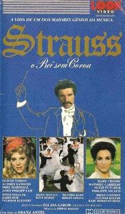 Strauss - O Rei Sem Coroa - Poster / Capa / Cartaz - Oficial 1