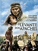 O Levante dos Apaches - Poster / Capa / Cartaz - Oficial 1