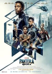 Pantera Negra - Poster / Capa / Cartaz - Oficial 7