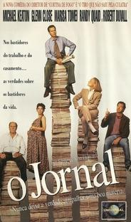 O Jornal - Poster / Capa / Cartaz - Oficial 3