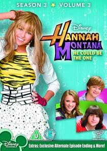 Hannah Montana (3ª Temporada) - Poster / Capa / Cartaz - Oficial 4