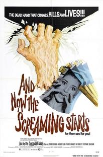 Os Gritos que Aterrorizam - Poster / Capa / Cartaz - Oficial 1