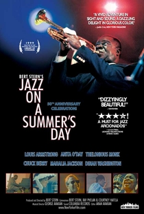 Jazz On A Summer's Day  - Poster / Capa / Cartaz - Oficial 1