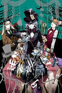 Kuroshitsuji (2ª Temporada) - Poster / Capa / Cartaz - Oficial 21