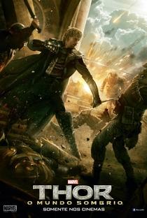 Thor: O Mundo Sombrio - Poster / Capa / Cartaz - Oficial 16